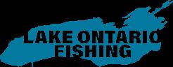 Lake Ontario Fishing Logo